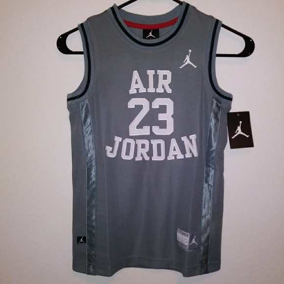 f99f97e2154 Jordan Shirts & Tops | Nike Air 23 Basketball Jersey Youth Size Sm ...